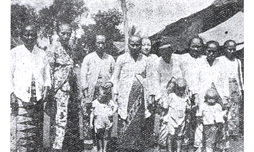 Early Methodist work in Java
