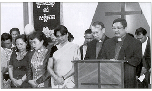 Methodist Mission in Cambodia holds first Annual Meeting