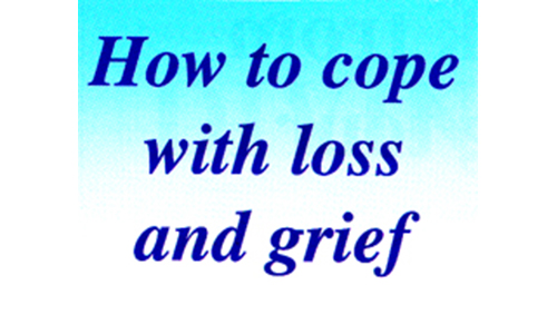 How to cope with loss and grief