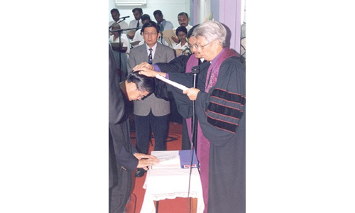 Rev Dr Hwa Yung elected Malaysian Methodist Bishop