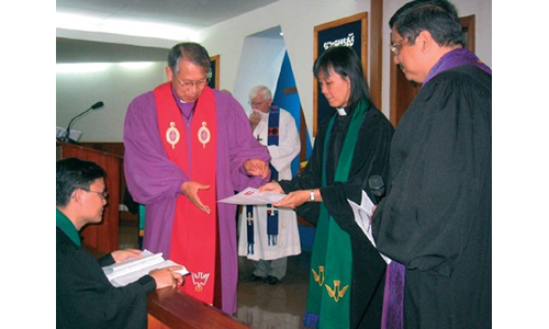 Methodist Mission in Cambodia holds historic Annual Meeting
