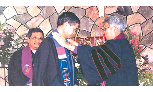 Hwa Yung: From teacher to pastor, to lecturer,  to principal, to Bishop