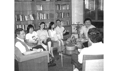 HK Methodists here to learn about youth work
