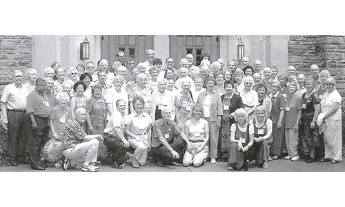 Reunion for retired Methodist missionaries