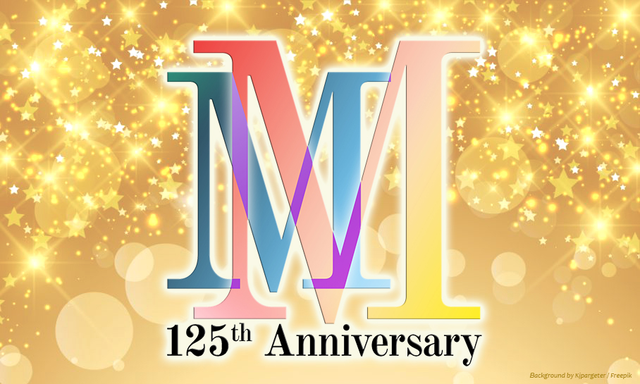 Celebrating MM 125 With Us