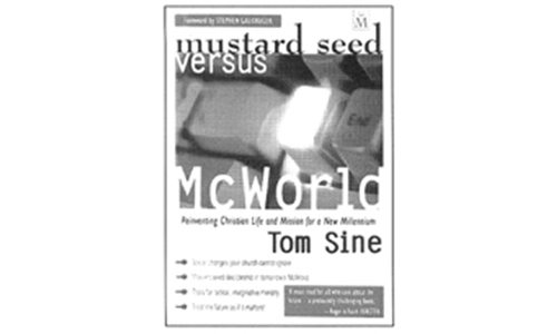 The small mustard seed can change the world