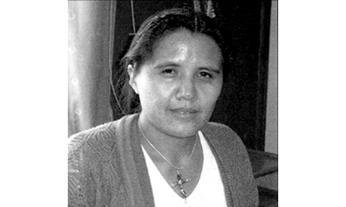 Bolivian woman activist wins World Methodist Peace Award