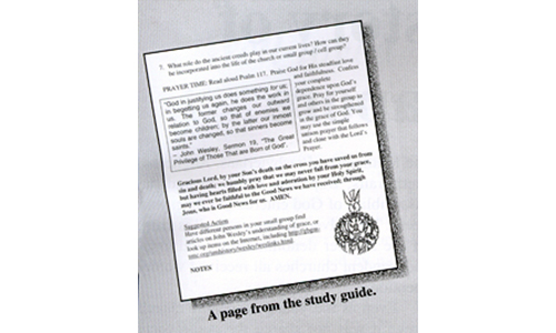 Just released: Study guide for The People Called Methodists
