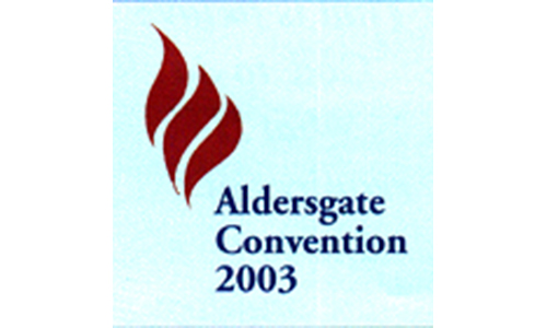 Three renowned speakers to lead next year's Aldersgate Convention