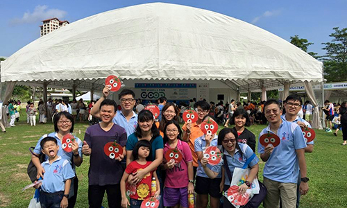 AMK CMC: Partnering to bless the AMK community