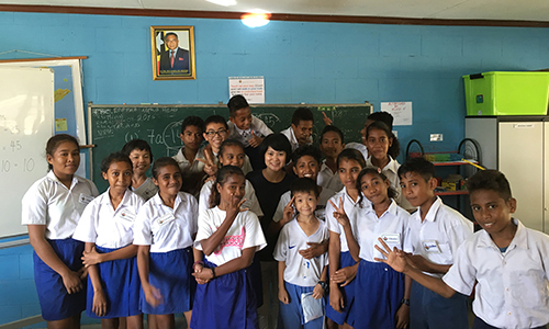 Loving the Timorese: Reflections on MITE programme