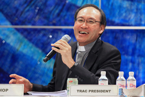 Rev Dr Gordon Wong