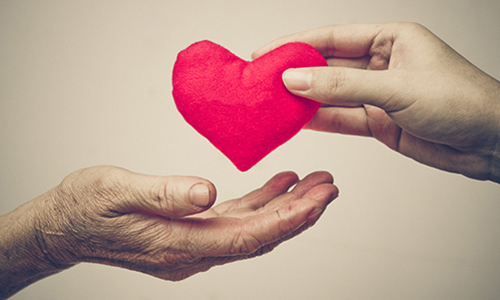 Small deeds with great love