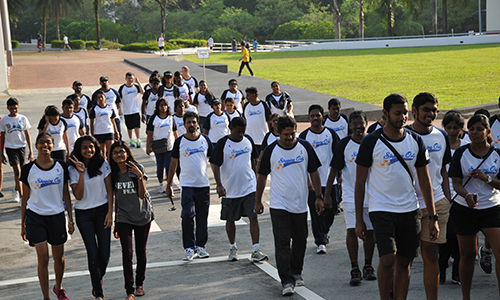 'Walk Together' to raise funds for our schools
