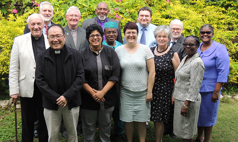 Penultimate meeting of world Baptist-Methodist dialogue