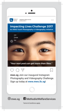 Speaking up through pictures: Impacting Lives Challenge 2017