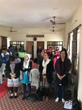 Prayer and spiritual warfare retreat – Nepal