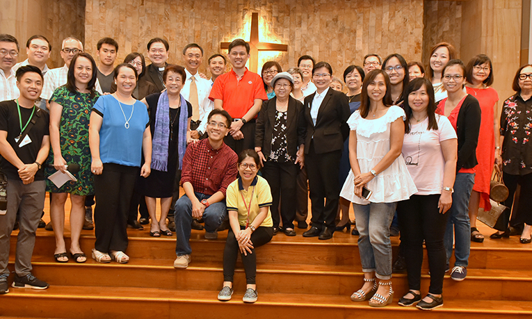 Faith Kindergarten celebrates Jubilee year