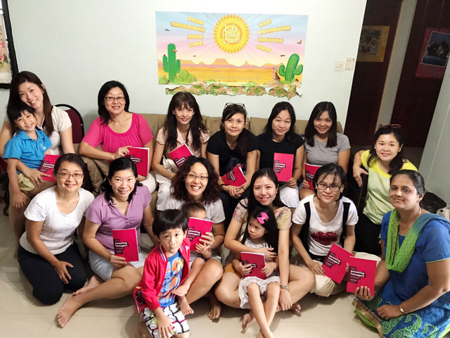 Practical and spiritual support for mothers