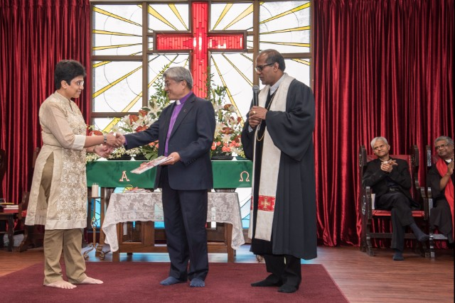 Tamil Methodist Church celebrates 130 years