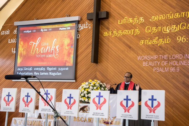 ETAC Thanksgiving 2018: Call, Consecration, Commission