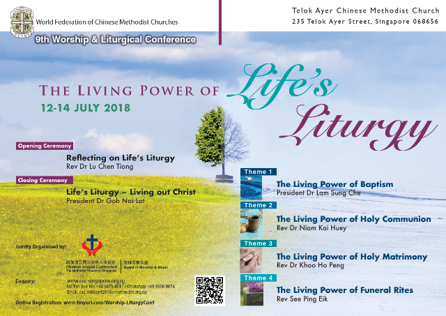 Realising the power of life's liturgy