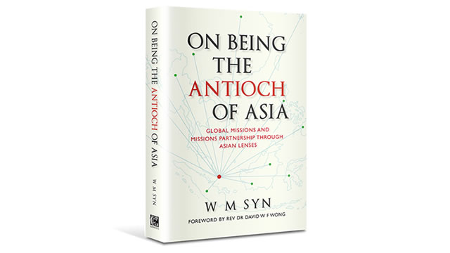 Being the Antioch of Asia?