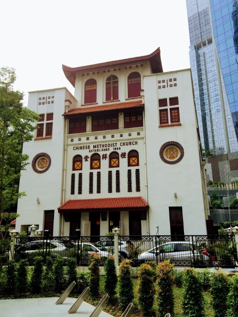 Telok Ayer CMC: A spiritual home and lighthouse
