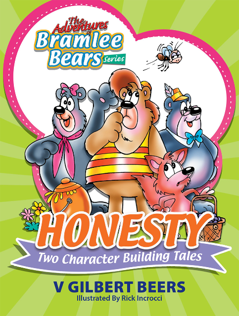 The Adventures of Bramlee Bears Series