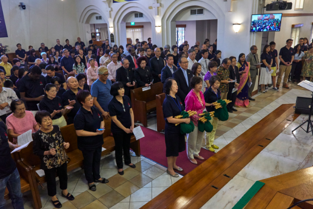 "Singapore's first ""Baba Malay"" Methodist Church turns 125"