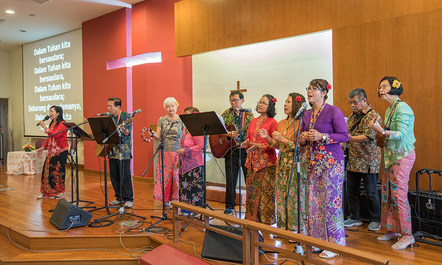 PMC's Peranakan Ministry turns 87