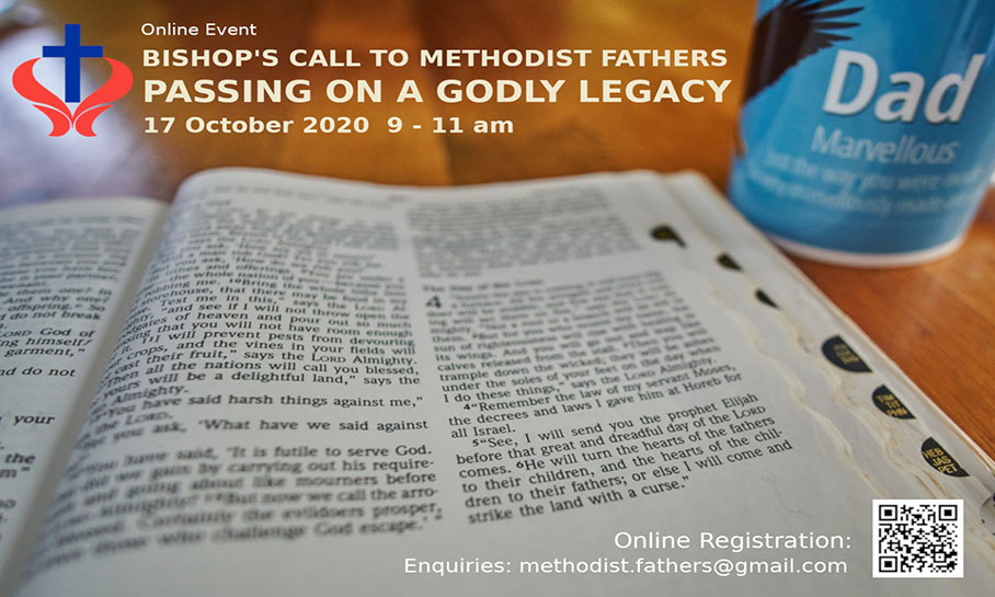 Passing on a Godly Legacy