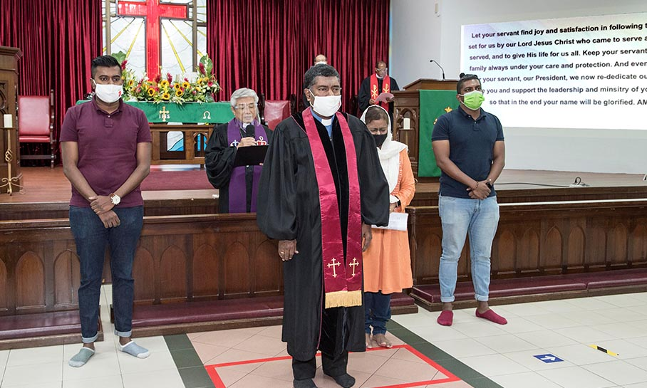 Meet the Annual Conference Presidents: The Rev Philip Abraham (ETAC)